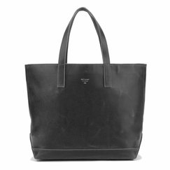 Eco Matt & Nat Schlepp Vintage Tote in Black