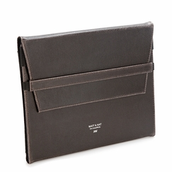 Eco Matt & Nat Verve iPad Sleeve in Brown