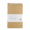 Midori A6 Polar Bear Side Spiralbound Notebook (3.75 x 6)