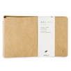 Midori B6 Kangaroo Side Spiralbound Pockets Notebook (7.5 x 5)