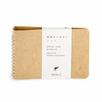 Midori B7 Kangaroo Side Spiralbound Pockets Notebook (5 x 3.5)