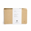 Midori B7 Polar Bear Side Spiralbound Notebook (5 x 3.5)