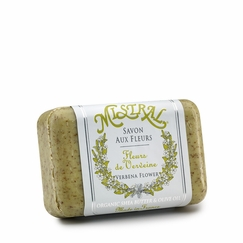 Mistral French Milled Shea Butter & Olive Oil Soap in Verbena Flower