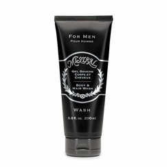 Mistral Men's Body and Hair Wash in Cedarwood Marine