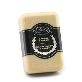 Mistral Organic Grapeseed Oil Bar Soap in Sandalwood