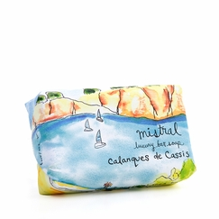 Mistral Organic Shea Butter Bar Soap in Calanques Cassis