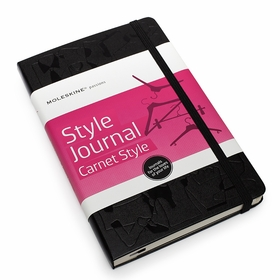 Moleskine Passions Style Journal (5 x 8.25)