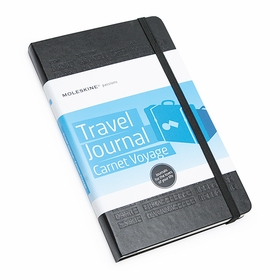Moleskine Passions Travel Journal (5 x 8.25)