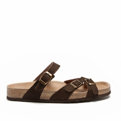 Novacas Blair Sandal in Brown