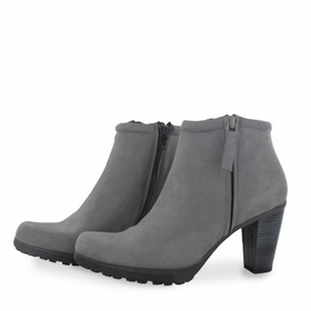 Novacas Isabel Ankle Boot in Grey