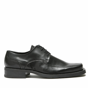 Novacas Justin Lace-up Shoe in Black