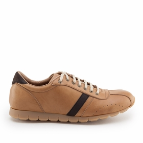 Novacas Louis Shoe in Tan