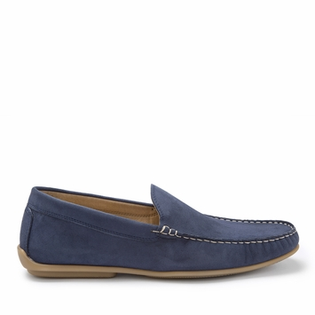 Novacas Nicholas Loafer in Blue