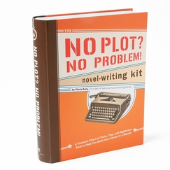 No plot? No Problem! Novel-Writing Kit