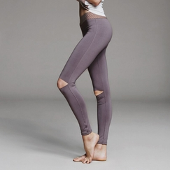 Olympia Ajax Legging in Clay
