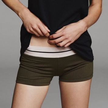 Olympia Bia Sport Short in Army