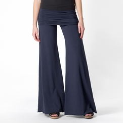 Om Girl Nomad Pant in Navy