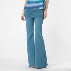 Om Girl Nomad Pant in Blue Moon Cosmo