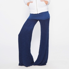Om Girl Surf Nomad Pant in Nantucket Blue