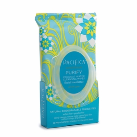 Pacifica Purify Coconut Water Cleansing Wipes