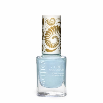 Pacifica Vegan Nail Polish - Pastels in Pale Blue Eyes
