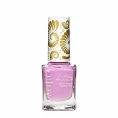 Pacifica Vegan Nail Polish - Pastels in Crystal Orchid