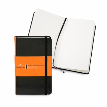 Palomino Luxury Small Hard Cover Notebook (3.5 x 5.5) in Plain