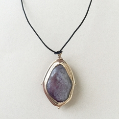 Peter Hofmeister Amethyst Solstice Necklace