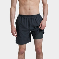 Phat Buddha Morton Short in Anthracite