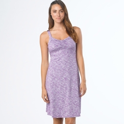 Prana Amaya Spacedye Dress in Boysenberry