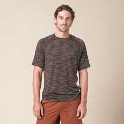 Prana Andy Short Sleeve in Brown