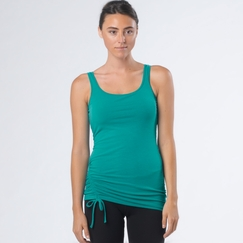 Eco Prana Ariel Tank Top in Dragonfly