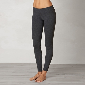 Prana Ashley Legging in Charcoal Heather