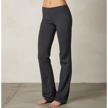 Prana Audrey Pant in Charcoal Heather