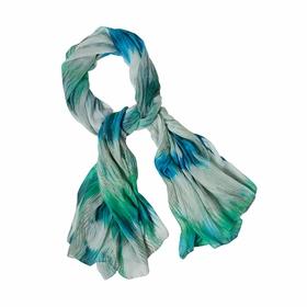 Prana Baka Scarf in Cool Green