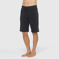 Prana Basalt Studio Short in Black
