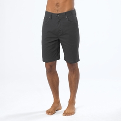 Organic Prana Bronson Short in Charcoal