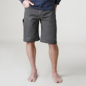 Prana Bronson Short in Charcoal