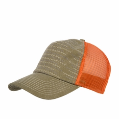 Prana Citizen Trucker in Khaki