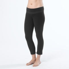 Prana Clover Capri in Black