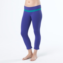 Prana Clover Capri in Sail Blue