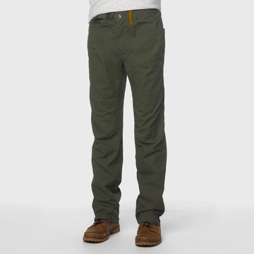 Prana Continuum Stretch Canvas Climbing Pant ( Cargo Green )