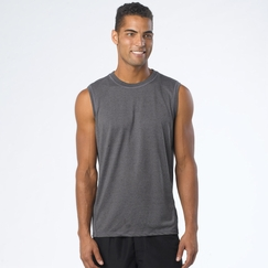 Hemp Prana Crux Sleeveless in Gravel