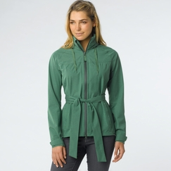 Prana Eliza Jacket in Deep Jade