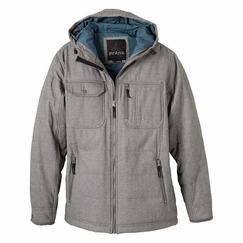 Prana Eureka Jacket in Charcoal