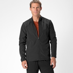 Eco Prana Flex Jacket in Black