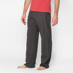 Eco Prana Flex Pant in Charcoal