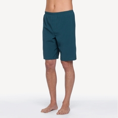 Eco Prana Flex Short in Deep Teal