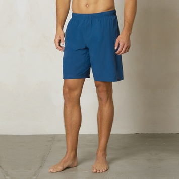 Eco Prana Flex Short in Blue Ridge