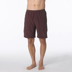 Eco Prana Flex Short in Rich Cocoa